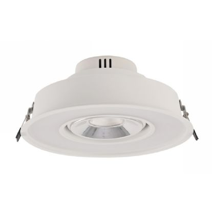 Brook 15+20 Recessed Ceiling Luminaires Dlux Round Recess Ceiling