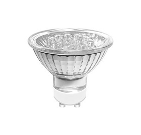 Multi-LED GU10 LED Lamps Luxram Spot Lamps