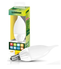Value LED LED Lamps Luxram Decorative Candle