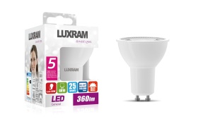 Focus LED LED Lamps Luxram Spot Lamps