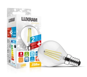 Value Classic LED Lamps Luxram Golf Ball