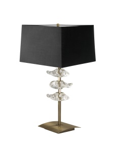 Akira AB Table Lamps Mantra Contemporary Table Lamps