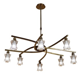 Alaska AB Ceiling Lights Mantra Contemporary Ceiling Lights