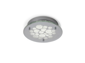 Coral Ceiling Lights Mantra Fusion Flush Fittings