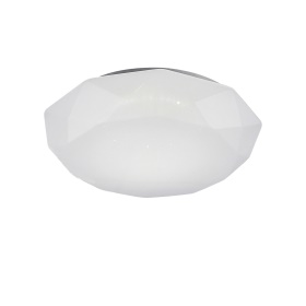 Diamante II Ceiling Lights Mantra Flush Fittings