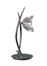 Eclipse Table Lamps Mantra Modern Table Lamps