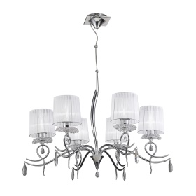 Louise Crystal Ceiling Lights Mantra Contemporary Crystal Ceiling Lights