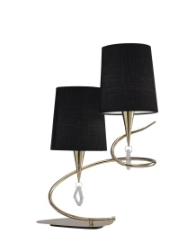 Mara FG Table Lamps Mantra Contemporary Table Lamps