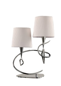 Mara Table Lamps Mantra Contemporary Table Lamps