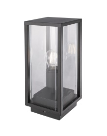 Meribel Exterior Lights Mantra Exterior Pedestal