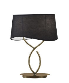 Ninette AB Table Lamps Mantra Contemporary Table Lamps