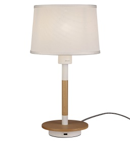 Nordica II Table Lamps Mantra Modern Table Lamps