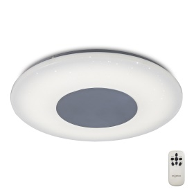Reef I Ceiling Lights Mantra Fusion Flush Fittings