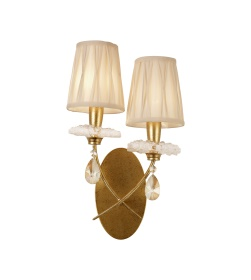 Sophie GP Wall Lights Mantra Contemporary Wall Lights