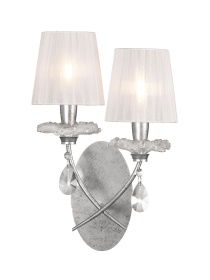 Sophie Wall Lights Mantra Contemporary Wall Lights