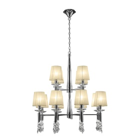 Tiffany Crystal Ceiling Lights Mantra Contemporary Chandeliers