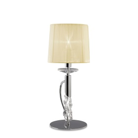 Tiffany Crystal Table Lamps Mantra Contemporary Crystal Table Lamps