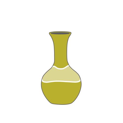 Oreo Art Glassware Diyas Home Candle Holders