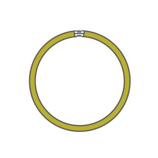 T5 Circular Fluorescent Tubes Luxram Circular