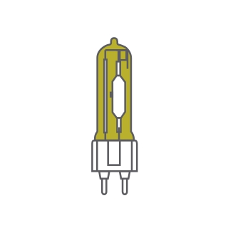 Metal Halide G12 Metal Halide Luxram Single Ended