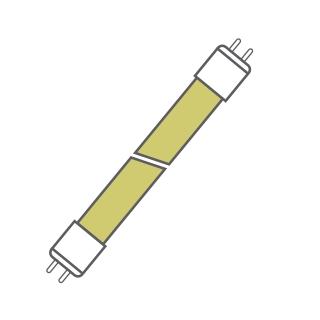 T5 Standard Fluorescent Tubes Luxram T5 16mm
